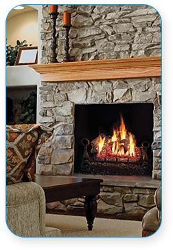 Tucson Gas Log Sets And Gas Fireplace Installations